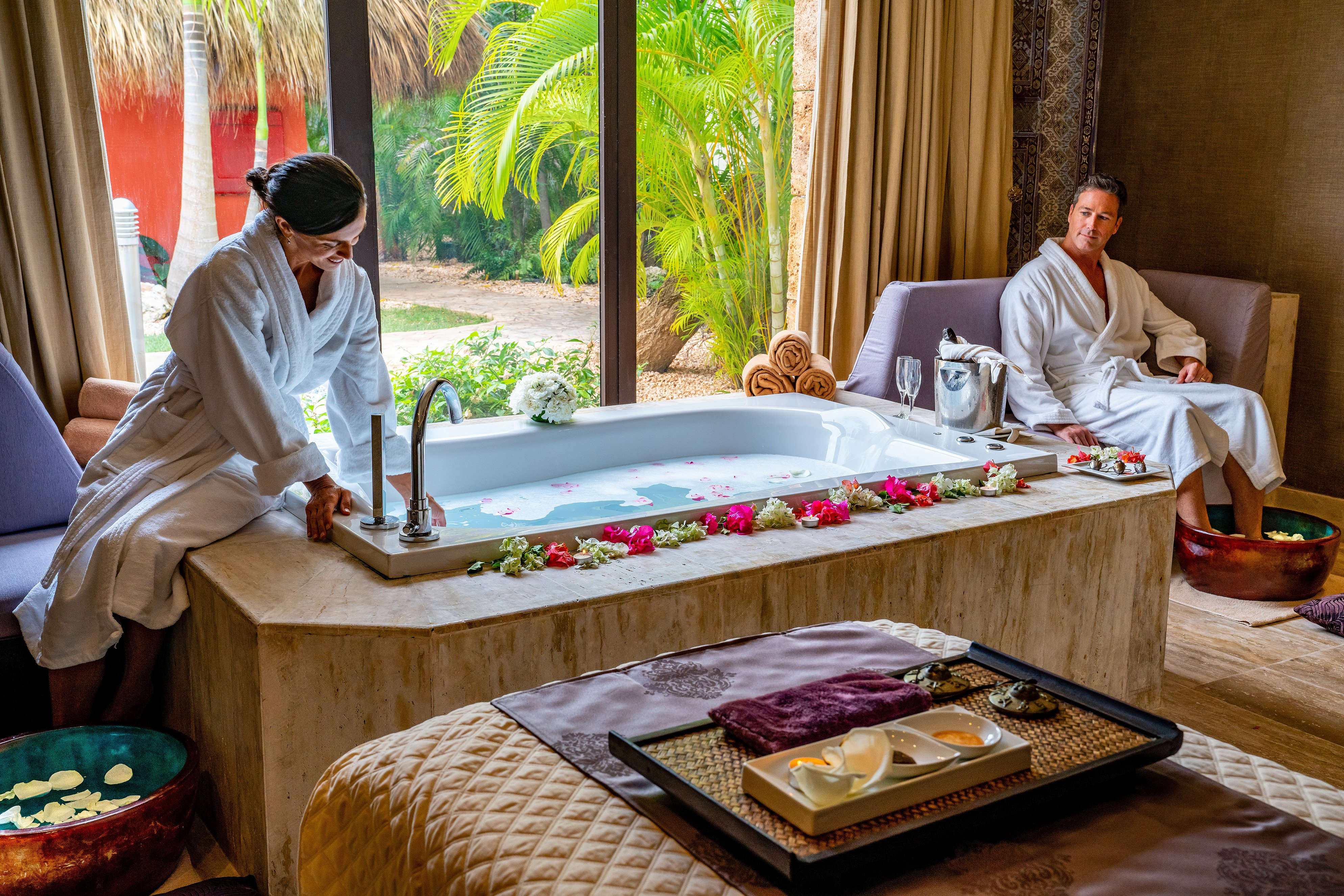 Welcome to Sanctuary Spa | Sanctuary Cap Cana